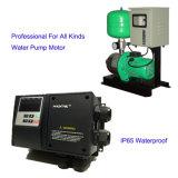 방수 IP65 수도 펌프 VFD AC 유형 모터 주파수 주파수