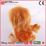 Het gevulde Dierlijke Stuk speelgoed van de Pluche van de Koning van de Leeuw van het Beeldverhaal Zachte voor Jonge geitjes