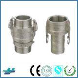 Accoppiamento rapido di Hydrauic dell'acciaio inossidabile di Swagelok