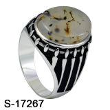 Anelli turchi dei monili dell'argento del nuovo modello per gli uomini