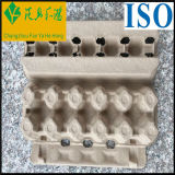Recycle Paper Moulded Pulp Shockproof Egg Tray Egg Box