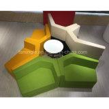 وقت فراغ تصميم حديثة مكتب بناء أريكة لأنّ [رسبأيشن را]