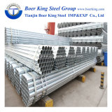 BS1387 /BS279, S400 galvanisierte das Stahlrohr, das auf Ends/BS 729 heißen eingetauchten galvanisierten Beschichtung-Stahlrohren und Gefäßen verlegt wurde
