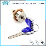 do Tumbler liso principal do diâmetro de 32mm fechamento de cilindro seguro de bronze (BXCP-1101)