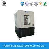 급속한 Prototyping 기계 최고 가격 산업 수지 SLA 3D 인쇄 기계