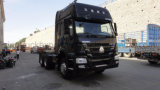 Manufacture Sinotruk HOWO 6X4 Tractor Truck for Sale clouded