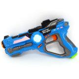 Multi бирка лазера игрока для игрушки малышей с люкс комплектом пушки бирки лазера 2 пакетов