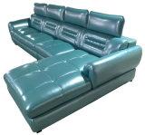 工場卸売価格のホテルのロビーの家具の革ソファー(A79)