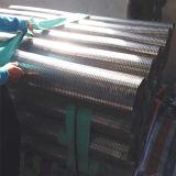 Mangueira do metal de Stripwound do aço inoxidável