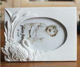 Polyresin 잘 판매된 선물 및 가정 훈장 사진 프레임 액자