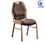 China Cadeira de oscilação da estrutura de metal durável para sala de jantar