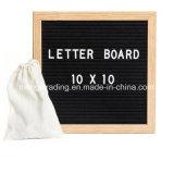 10in durch 10in Zeichen-Vorstand-Filz-Zeichen-Vorstand