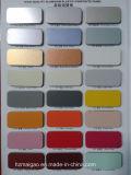 Hoja de aluminio con recubrimiento de color Browm