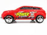 Voiture de friction à haute vitesse 3 couleur mélangée de véhicules jouets