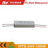 24V 4A 100W Waterproof a fonte de alimentação do interruptor para o módulo do diodo emissor de luz
