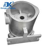 Edelstahl-und Aluminium-Pumpen-Teile durch Investitions-Gussteil
