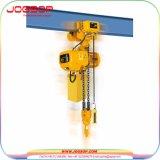 Hhbb 30ft el gancho de elevación eléctrico montado en el bloque de la cadena de eléctrico de 5 toneladas Precio