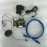 De nieuwe Raad van PCB van de Kaart van de Uitrusting van VoIP Poe van de Raad van de Telefoon van het SLOKJE Hoofd
