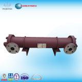 Coaxial Echangeur thermique du tube en acier inoxydable pour le moteur et une Power Plant