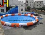 屋外の娯楽のための熱い密封された膨脹可能な水プール