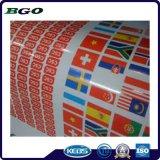 Stampa di Digitahi della tela di canapa della bandiera della flessione del PVC Frontlit (200dx300d 18X12 340g)