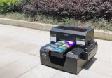 Impresora plana de la lámpara ULTRAVIOLETA de múltiples funciones A4 para la madera de cristal de la caja del teléfono de la pelota de golf de la pluma