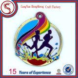 Резвясь медаль металла Sourvenir 3D