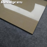 R6e03 600X600 InnenmarmorBiege Porzellan-Polierfußboden-Fliese-mikrokristalline Fliese-Wand-Fliese für Küche