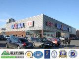 La estabilidad de la configuración de centros comerciales edificios de alta calidad