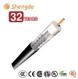 Uitstekende kwaliteit van Gebeëindigde kabeltelevisie van de Leverancier van China/Semi Gebeëindigde Coaxiale Kabel Rg11