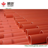Tubo eléctrico municipal del conducto de la alta calidad PVC-C de la construcción de la red de la potencia del diámetro grande