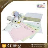 Erstklassiges Qualitäts-NCR-Computer-Papier-kohlenstofffreies Kopierpapier