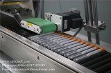 Машина для прикрепления этикеток горизонтальной дороги автоматическая для пластичной пробки