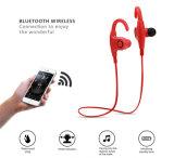 2018 Auricular inalámbrico Bluetooth resistente al agua
