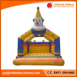 Aufblasbarer springender federnd Schloss-Clown-Prahler für Kinder (T1-029)