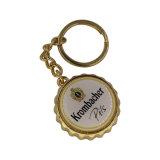 Kundenspezifisches Oman-Messer Gold überzogenes Keychain für fördernde Geschenke