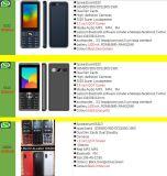 Téléphone cellulaire OEM usine Movil Whatsapp Facebook Twitter Téléphone cellulaire GSM