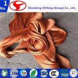 Shifeng 중동 또는 던지기 그물 또는 충전기 케이블 또는 화학제품에 판매되는 나일론 타이어 코드 직물 직물 또는 입힌 강철 코드 또는 컨베이어 벨트 또는 구리 입히는 또는 구리 철사