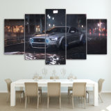 5 Part Canvas Art Ford Mustang Because HD Printed Wall Art Home Decoration Canvas Modular Painting Picture Prints Poster