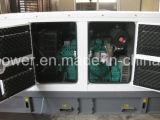 Cummins力エンジンの無声ディーゼル発電機4BTA3.9-G11エンジンを搭載する72kVA/58kw防音の発電機