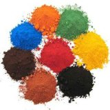 Precios precio de fábrica de óxido de hierro en polvo/rojo/negro/amarillo/verde en polvo