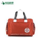 Мешок багажа перемещения полиэфира простоты отделки высокого качества изготовленный на заказ