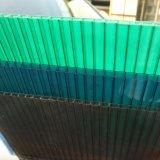Plastikextruder stellt Profil Doppel-Wand Polycarbonat-Höhlung-Blatt her