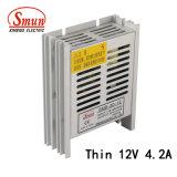 Малого и Среднего Бизнеса-50-12 50W 12В постоянного тока 4 А ультратонкие источник питания с одним выходом