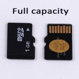 마이크로 SD 카드 1GB 메모리 카드 TF Class6 실제적인 수용량 전용량 질