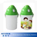 бутылка воды детей передачи тепла сублимации 400ml пластичная