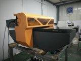 2018 nueva impresora ULTRAVIOLETA plana del diseño A2 Digitaces para la pluma, acrílico, metal, foto, plástico, cuero, cerámica