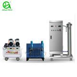 Система очищения генератора озона для питьевой воды и напитка