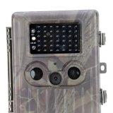 ビデオ録画のための黒く見えない940nm夜間視界3Gハンチング道のカメラサポート小型SDカード