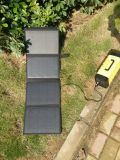 A caixa ao ar livre portátil do sistema de iluminação do UPS da HOME da fonte de alimentação solar cobrou por Luz solar